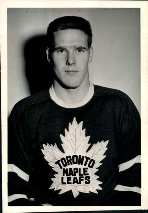 He would have turned 86 today. Happy Birthday to Tim Horton