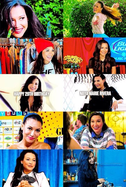 Happy birthday to the queen, Naya Rivera