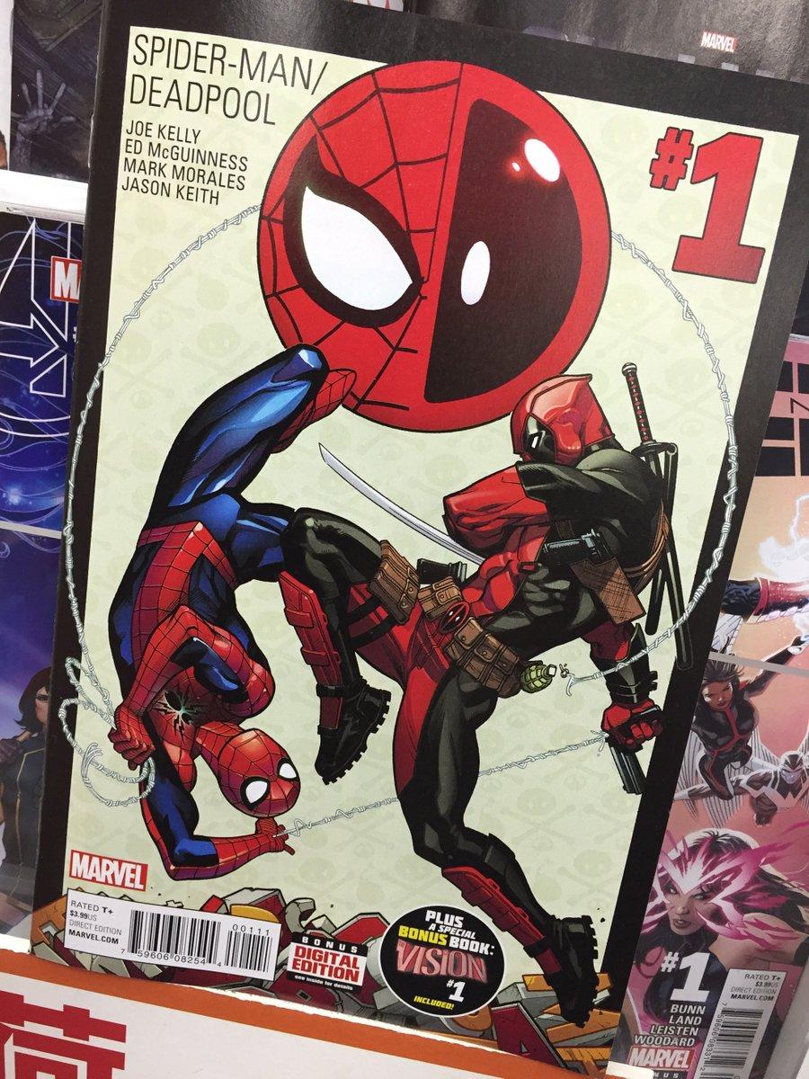 デッドプール スパイダーマン 壁紙