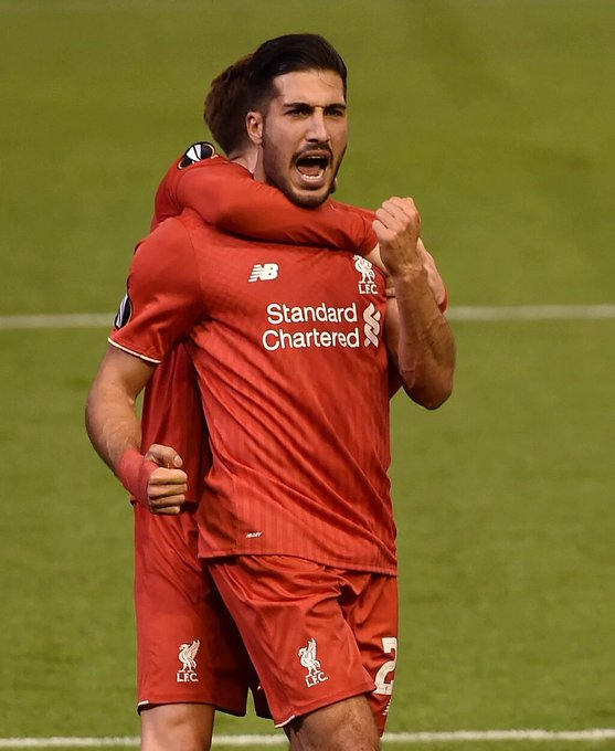 Many more happy returns of the day Emre Can. Hope a win against Arsenal gives the best birthday gift in years.