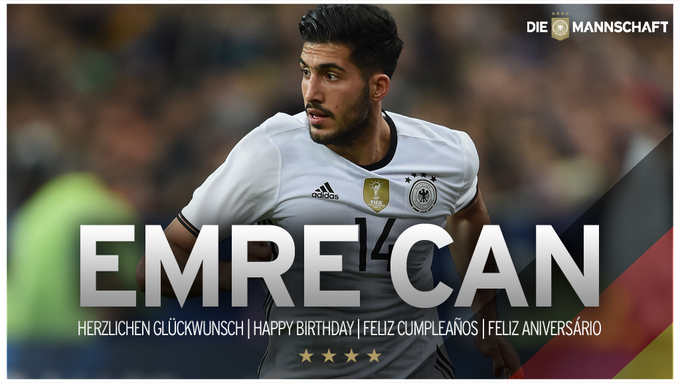 Happy 22nd Birthday to and Germany rising star, Emre