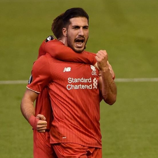 Happy Birthday to Emre Can who today turns 22