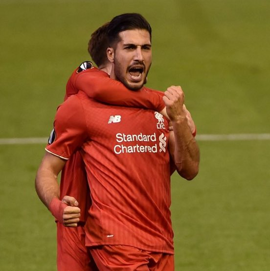 Happy birthday Emre Can, who turns 22 today! Big future ahead of him.