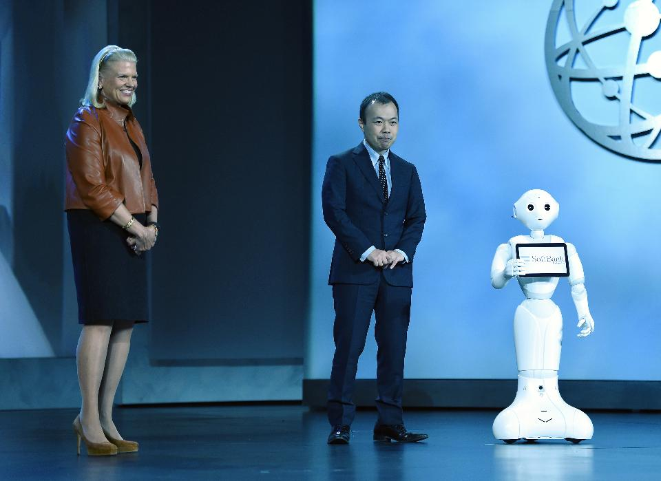 Meet the 'empathic' robot powered by #ibmwatson https://t.co/K6R54ZQdkK @FortuneMagazine https://t.co/5H7nbyJQIE