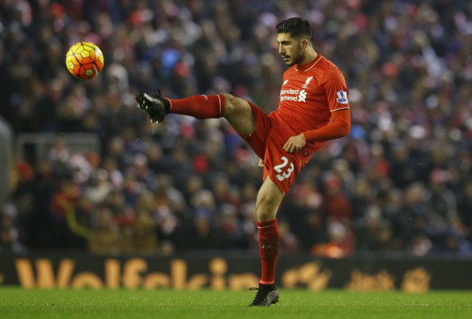 Happy 22nd birthday to Emre Can! The German has won 37 tackles and created 24 chances - 4th most at Liverpool.