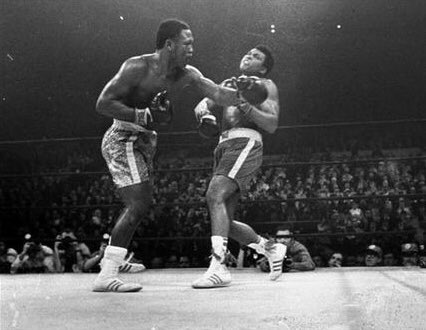 Happy Birthday to Smokin\ Joe a legend & Icon Gone to soon