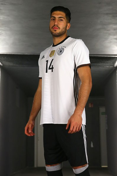Happy 22nd birthday to prospect Emre Can! Should Germany take him to