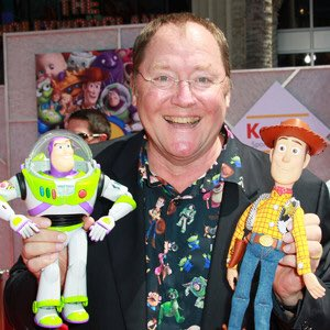 Happy birthday to Pixar chief, John Lasseter, born on January 12, 1957!