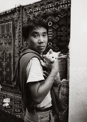 Happy birthday to writer Haruki Murakami,