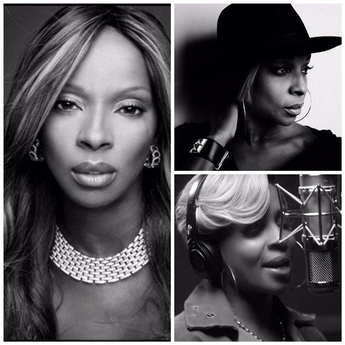 Happy birthday 45th birthday to Mary J. Blige