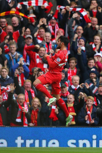 Happy 22nd birthday to Emre Can!
