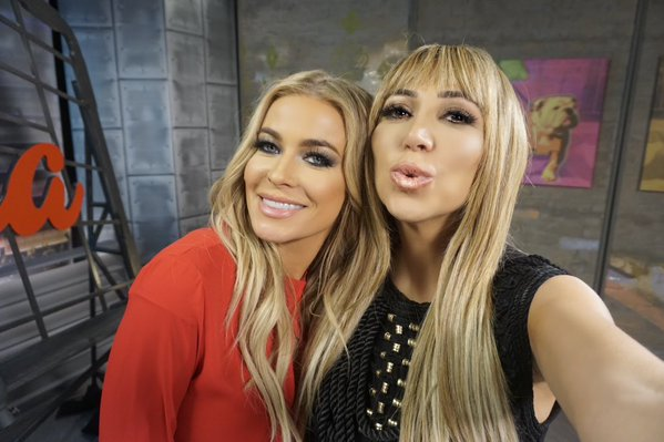 RT @Hollyscoop: WATCH: @DianaMadison talks to @CarmenElectra About New TV Show #ExIsle @WEtv https://t.co/F2YOKsLDlx #TheLowdown https://t.…
