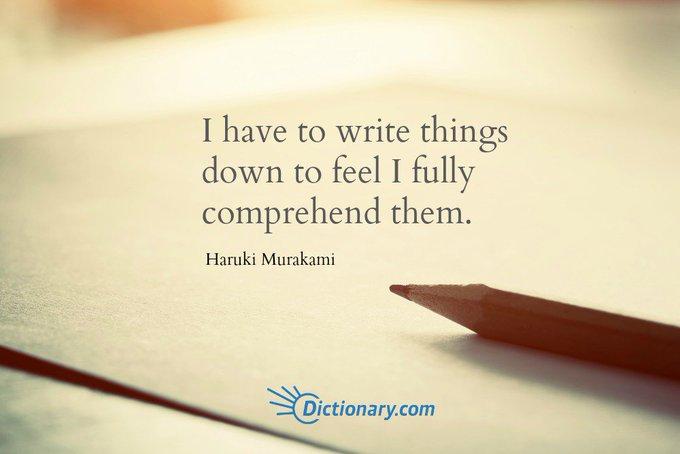 Happy Birthday Haruki Murakami!