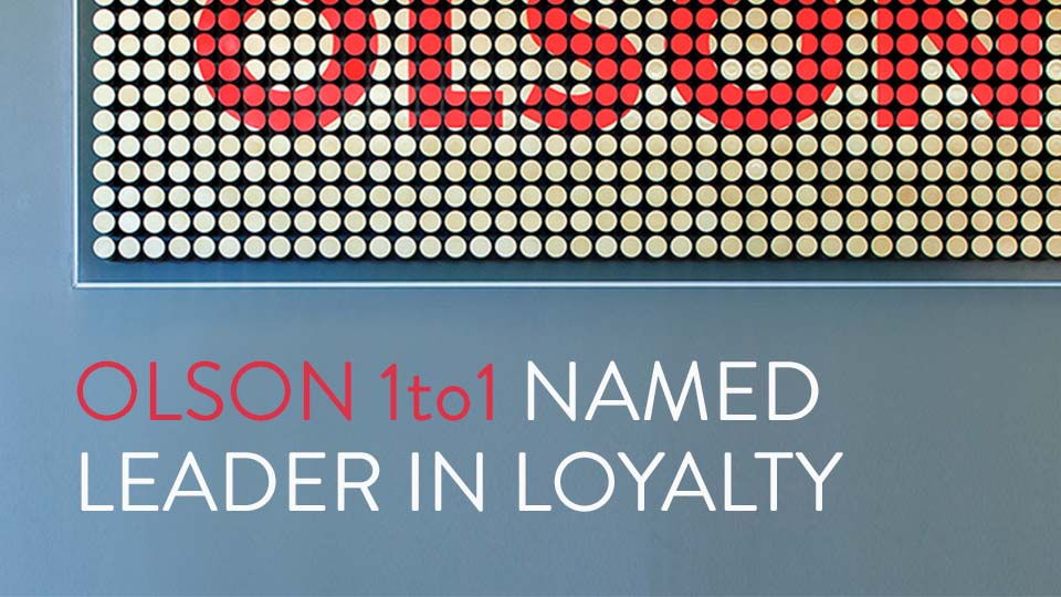 Our loyalty & CRM group was just named a #leader by Forrester. Read more: https://t.co/9vp0DsMEKi #Olson1to1 @ICFI https://t.co/iB1XcfzvLb