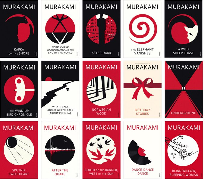 Happy Birthday Haruki Murakami - one of our favourite all time authors. Read all about him.