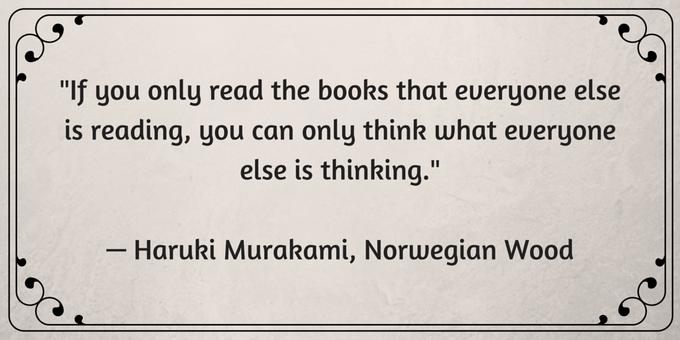 Happy Birthday to the great Haruki Murakami!