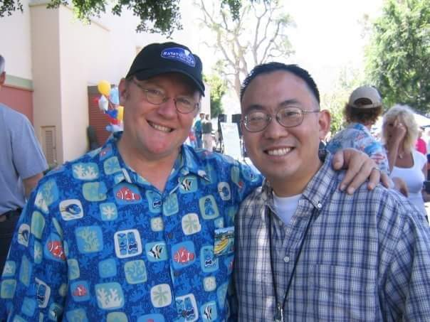 Wishing John Lasseter a Happy Birthday!!!