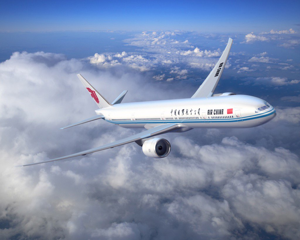 Air China finalises order for six 777-300ERs