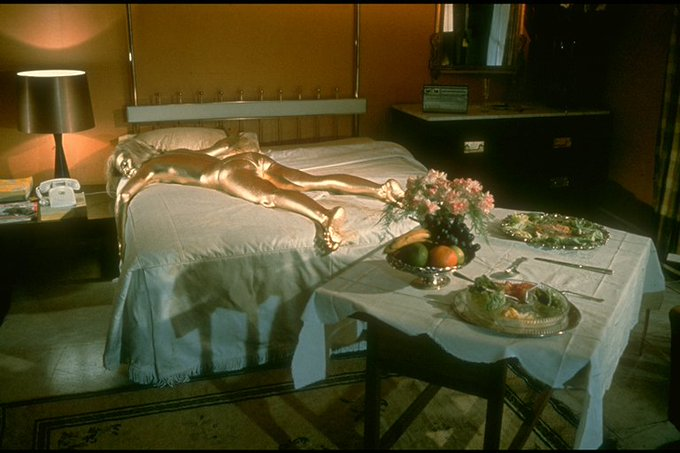 "Happy Birthday to Shirley Eaton \""Goldfinger (1964)\"" January 12, 1937"