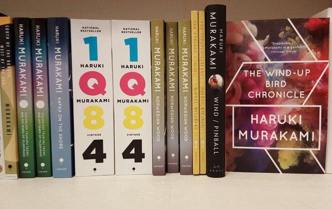 Happy Birthday, Haruki Murakami! Unfamiliar with Come browse our collection!