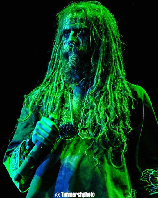Happy Birthday to Rob Zombie who turns 51 today.