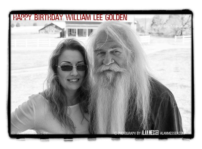 HAPPY BIRTHDAY WILLIAM LEE GOLDEN - Forever Young at Heart!  © photo