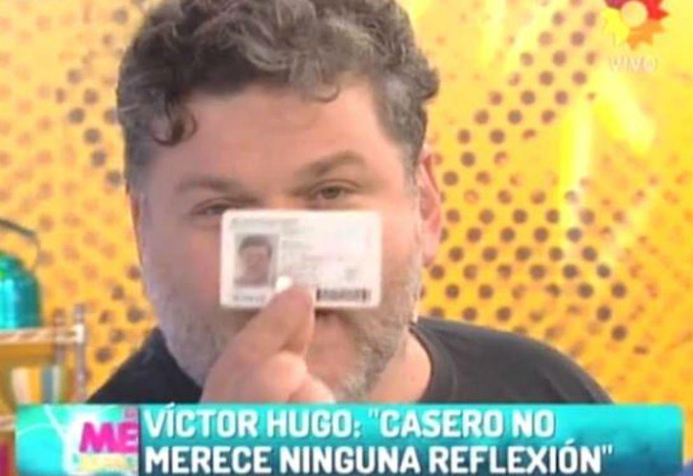 "Alfredo Casero trató de ""pelotudo"" a Víctor Hugo Morales https://t.co/wccLHpcG6g https://t.co/jpaJxWmmot"