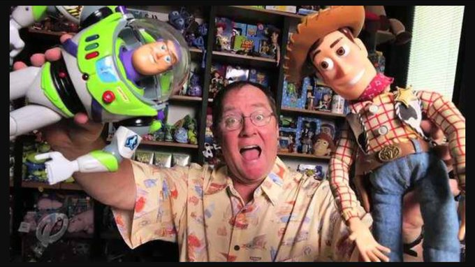 Happy Birthday John Lasseter! And thank you!