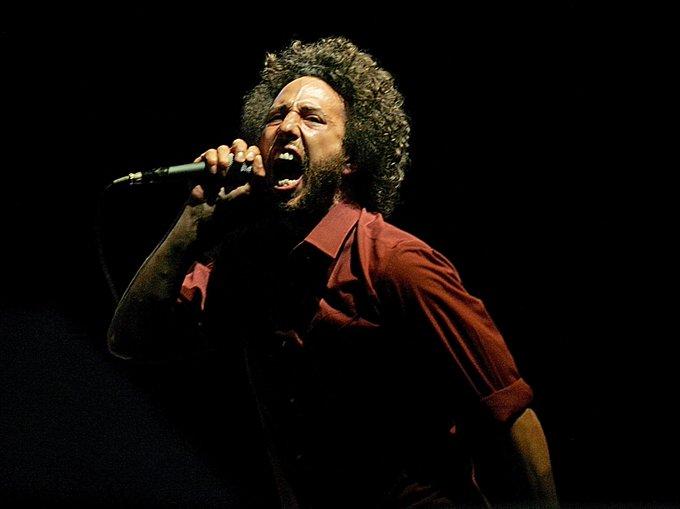 Happy birthday to Rage Against The Machine vocalist Zack de la Rocha!