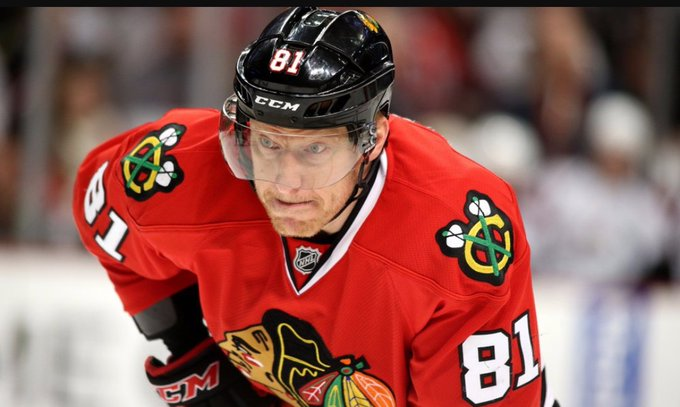 REmessage to wish Marian Hossa a happy birthday today !! He is 37!