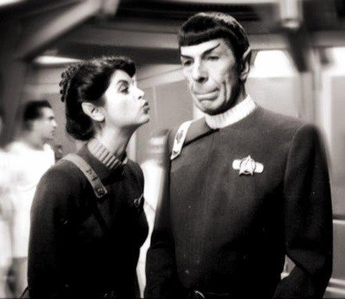 Happy birthday to Kirstie Alley, one of my favorite Vulcans.