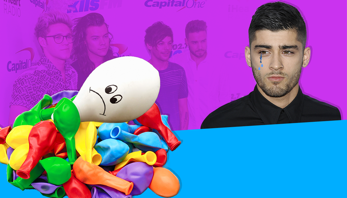 Not one member of One Direction has wished Zayn Malik a happy birthday