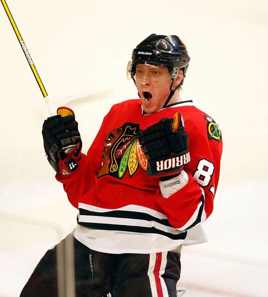 Someday I will meet you and I will have this same reaction   Happy birthday to my all time idol, Marian Hossa