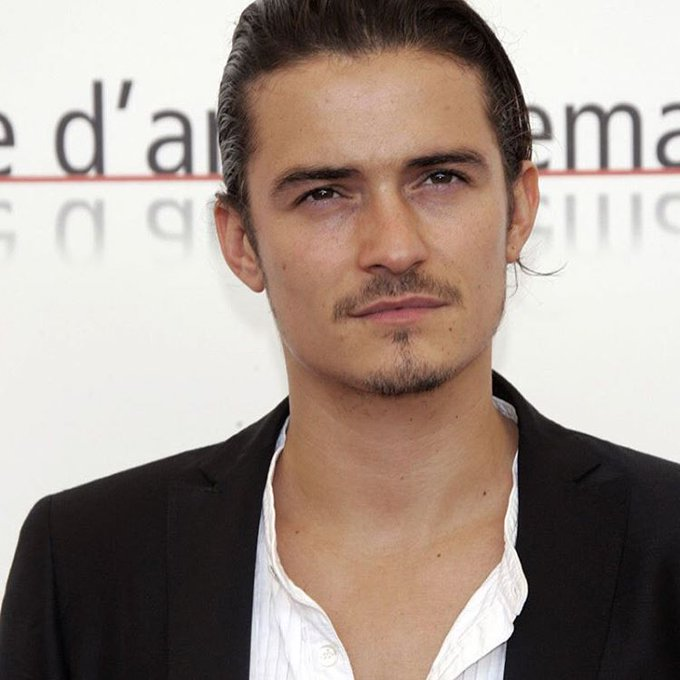 And a Happy Birthday to Orlando Bloom!