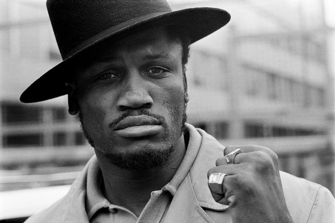 Happy birthday to the great Smokin\ Joe Frazier. The Champ would be turning 72 today.