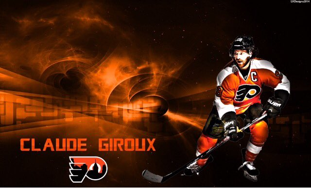 Happy Birthday to the Captain, Claude Giroux