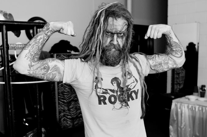 Happy Birthday wishes go out to Mr. Rob Zombie! Light him up with those happy b-days, folks!
