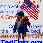 MT @Shooters_Wife: LISTEN! A GRASSROOTS ARMY... Coming to TAKE BACK their country! #PJNET https://t.co/IAV8mCWxRr #CruzCrew #PJNET