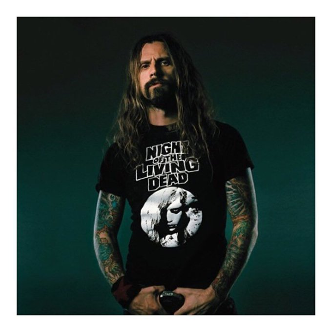 Happy 51st Birthday to the King of Modern Day Horror, Rob Zombie . I ve had a major crush