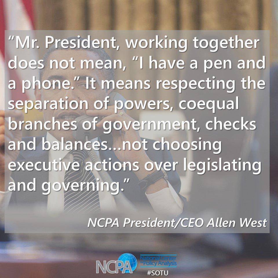 From @NCPA's @AllenWest #SOTU https://t.co/0u4OA2cFks