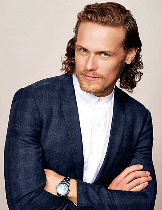 @SerendipitousMC @songster51 @critterrrlr @sabriel017  Untagged pictures of @SamHeughan   He doesnt take a bad pic. https://t.co/bcCETrrTQb
