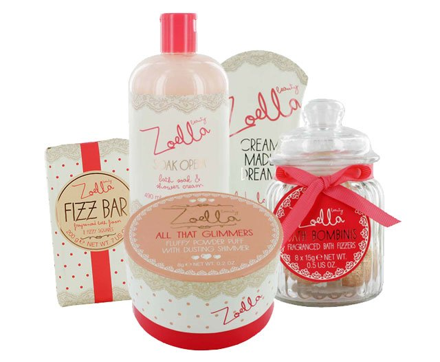 #Win gorgeous @ZoellaBeauty goodies!  https://t.co/GOMnqqT2Fo #WinItWednesday #WinWednesday #comp #competition https://t.co/7asSXVbg9i
