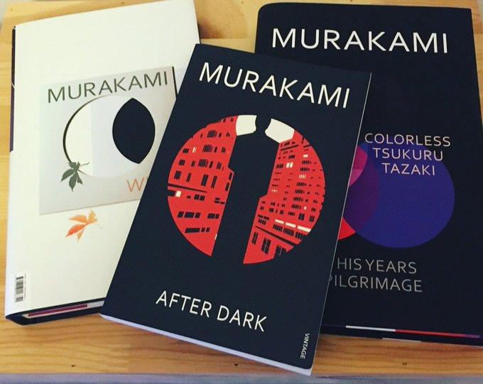 Happy birthday to haruki murakami 67 today