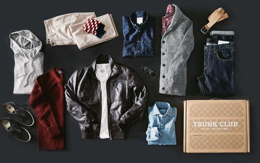 Look good and feel good with the personal stylist service, @TrunkClub! All based on your preferences and your style https://t.co/E8KwdXKJng