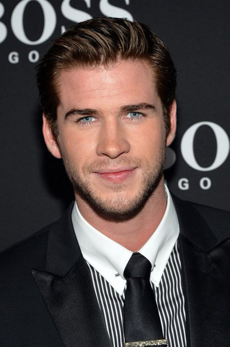 Literally 26 Really Hot Photos Of Liam Hemsworth  via