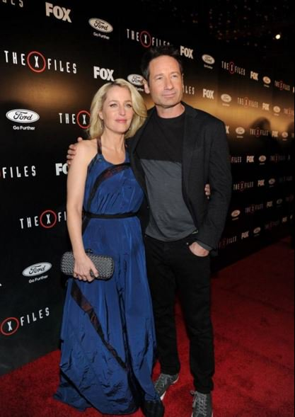 About last night! #TheXFiles Premiere Event!  #XFilesRevival (vía @thexfiles ) https://t.co/DUFNHNW12D