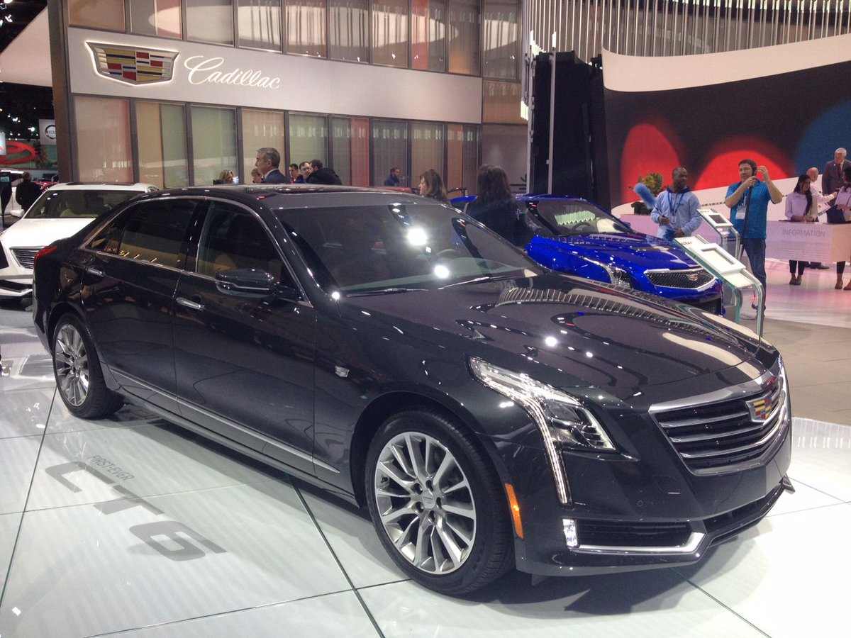 #AluminumSpotting: @Cadillac CT6 utilizes materials like cast aluminum structural components & aluminum sheet #NAIAS https://t.co/E4nVifCGQX