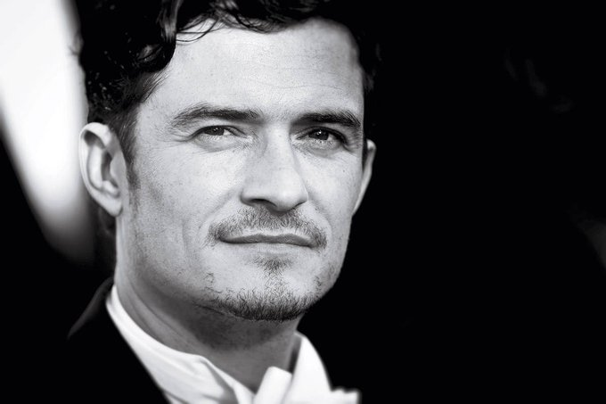 Happy birthday to one of my favorite men aka Orlando bloom, can\t believe he\s turning 39 today.