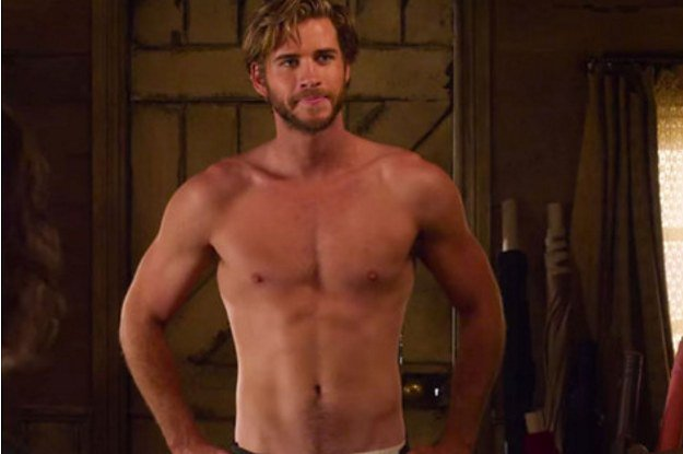 Literally 26 Really Hot Photos Of Liam Hemsworth