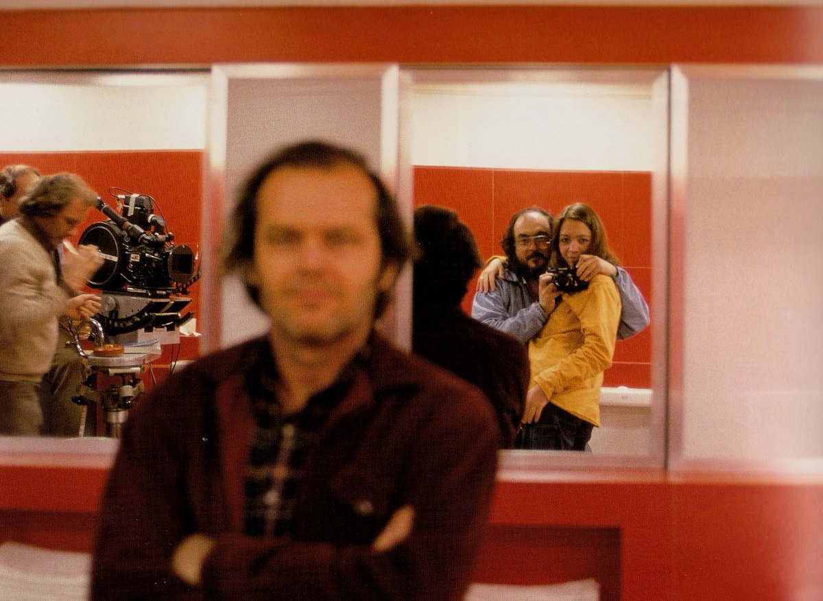 Here's your yearly reminder that the Razzies nom'd Kubrick as worst director for The Shining. They are worthless. https://t.co/JZSA1R3Xk2